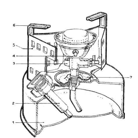 Шмель 2 примус инструкция